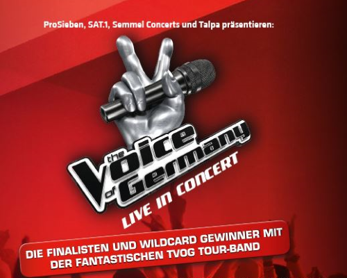 THE VOICE OF GERMANY - Live in Concert 2019