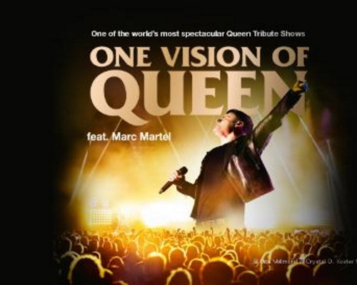 One Vision of Queen feat. Marc Marte